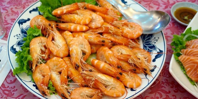 瑞芳区水煮虾