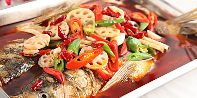 荔波县樟江烤鱼