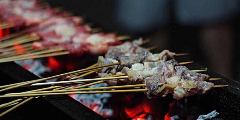 荔波县烤肉
