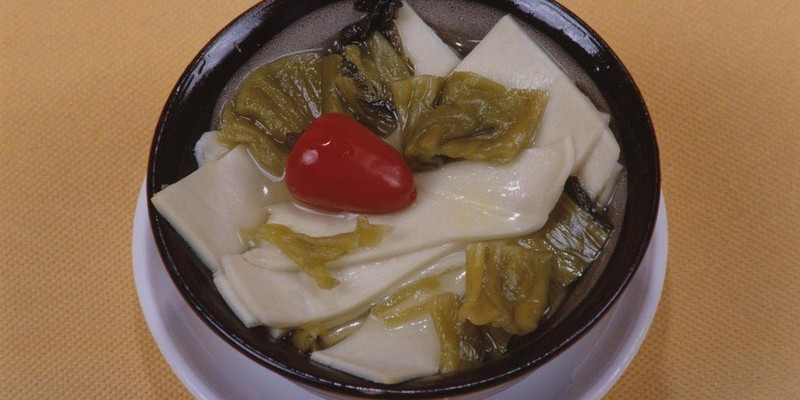 独山盐酸菜
