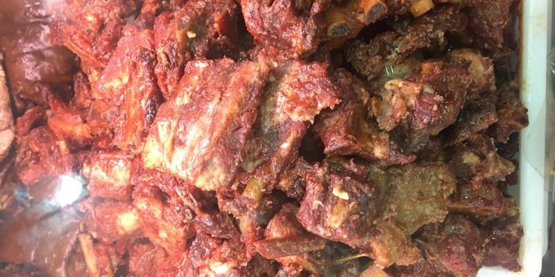 迎泽区酱肉