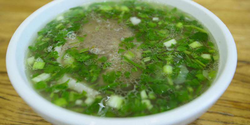 新城区羊杂汤