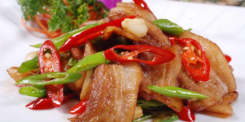 青阳县干豆角烧肉