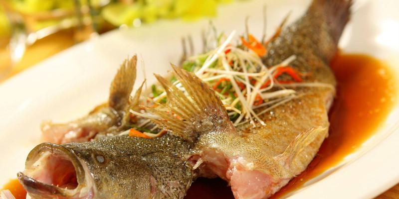 石台县美味河鱼