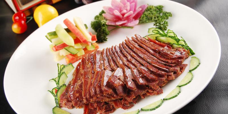 吐鲁番烤马肉