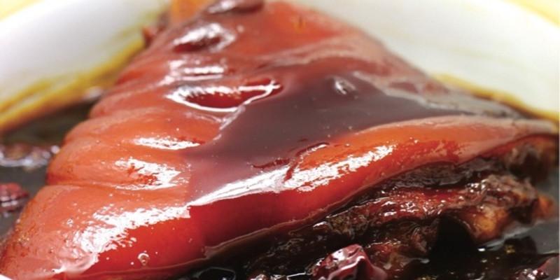 庐阳区冰糖红枣焖蹄膀