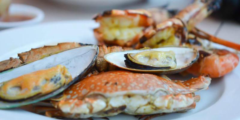 南澳县海鲜宴