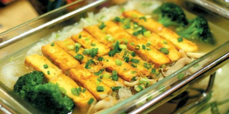 高平烧豆腐