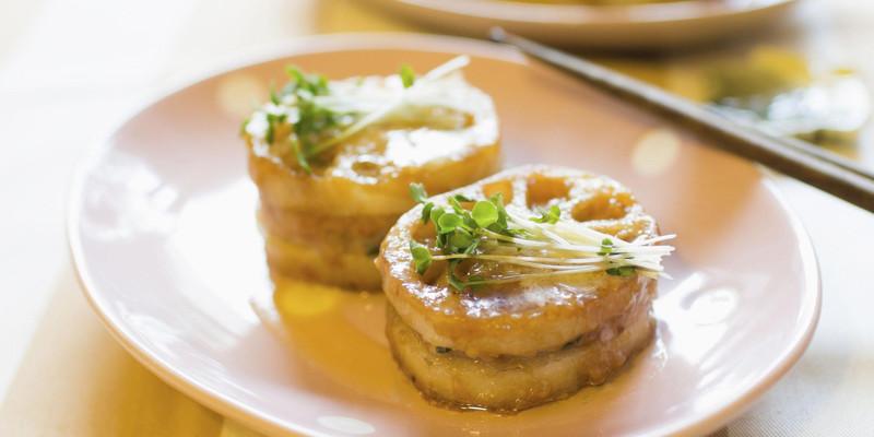 洪湖市洪湖藕饼