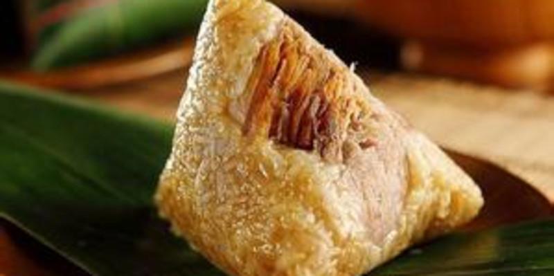 五芳斋肉粽