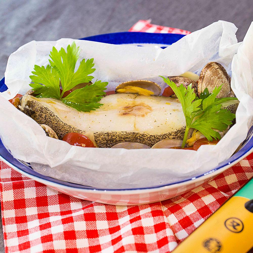 意式水烤鱼