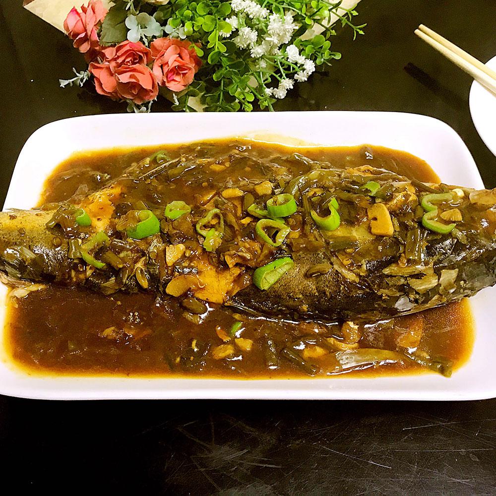 团年晚宴之全鱼