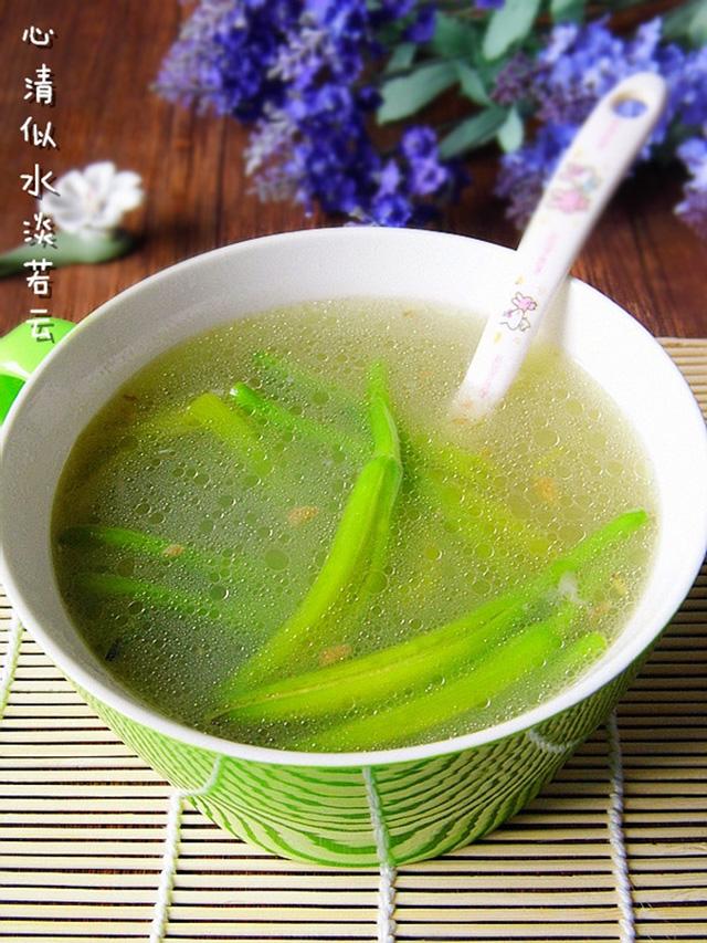 鲜黄花鱼头汤