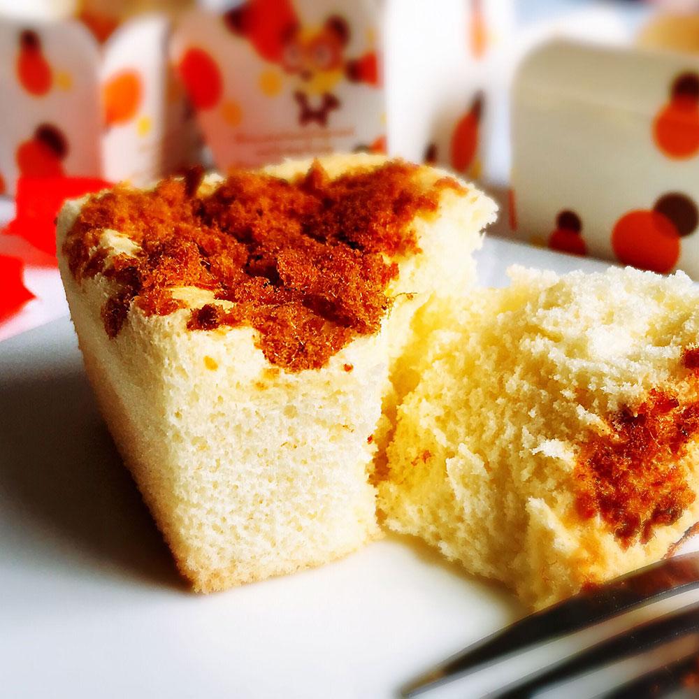 鱼松小蛋糕