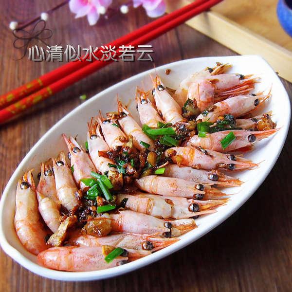 香蒜北极虾