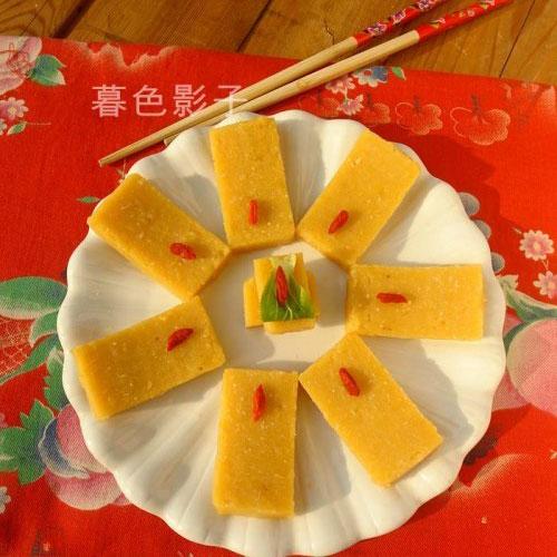 新版豌豆黄