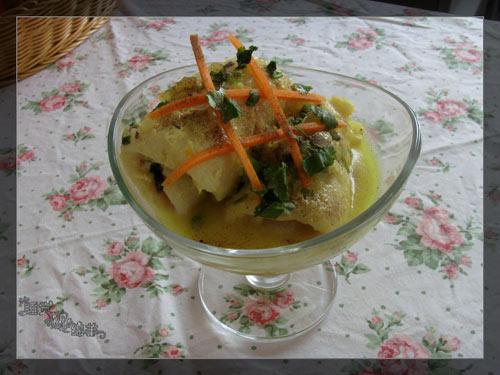 印度咖喱鱼卷