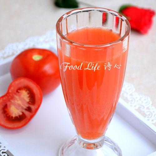 番茄胡萝卜汁