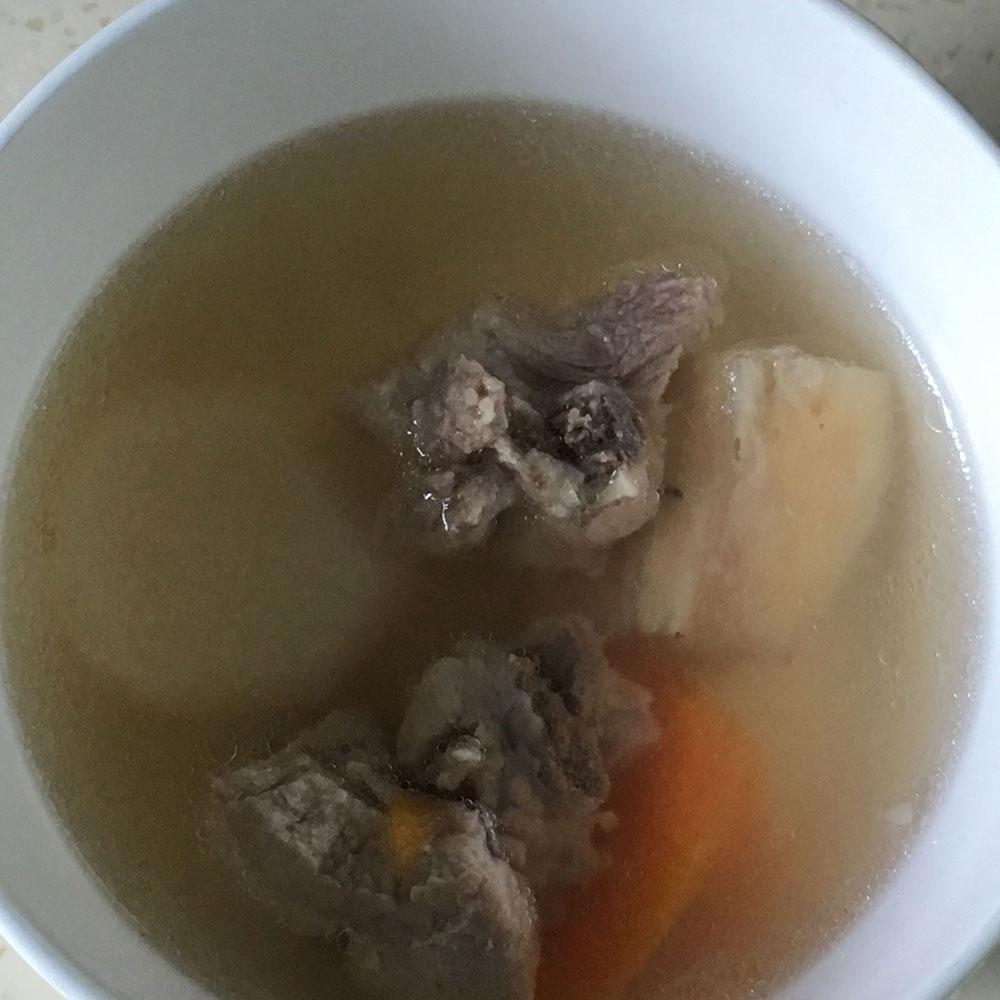 葛根猪骨汤