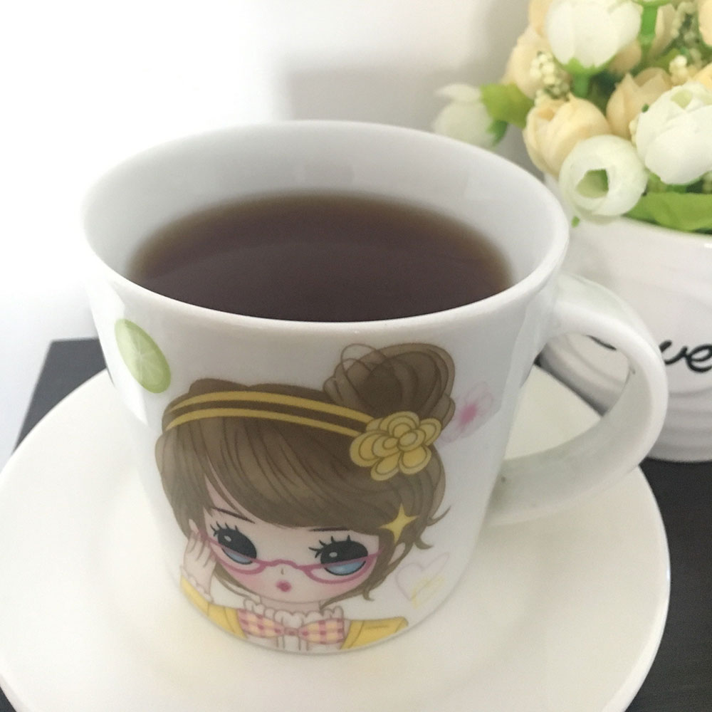 养生灵芝茶