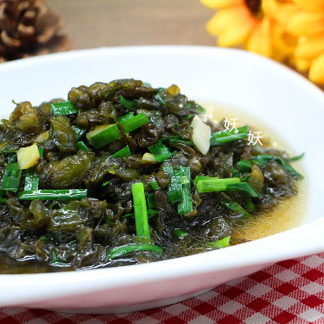 韭香地皮菜