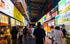 泰龙城新小吃街